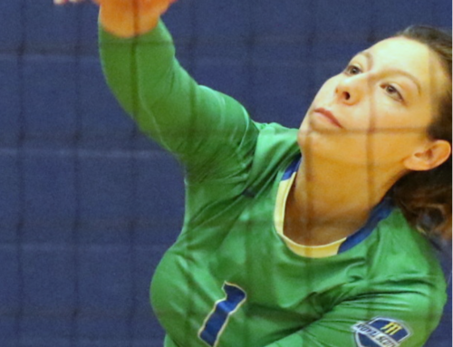 Volleyball Player is Athlete of the Week