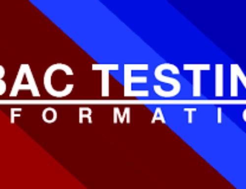 Annual state testing notice   –   Aviso sobre los exámenes estatales anuales