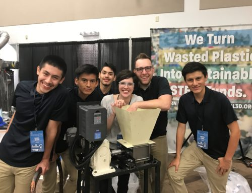 McKay RECYCL3D Team Shines…Again