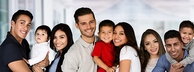 Smiling Families