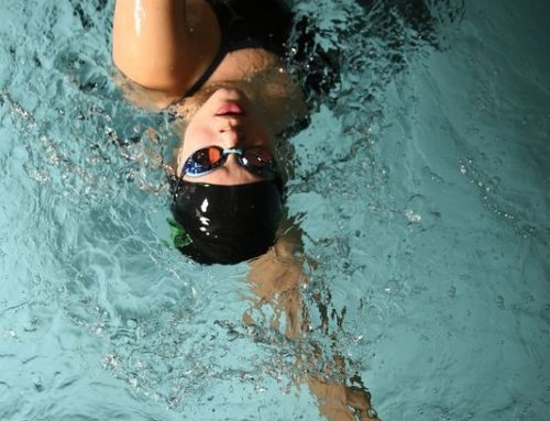 McKay Swimmer Makes Headlines