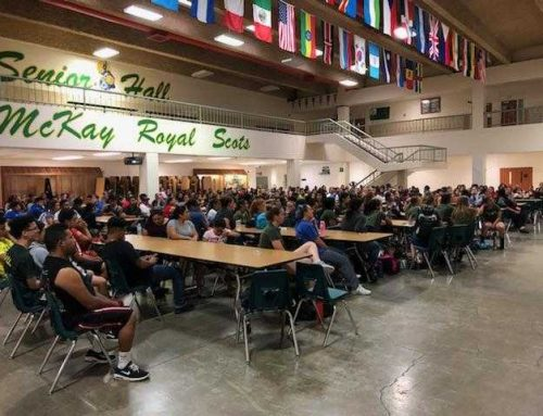 1st Annual Fall Athletics Parent Meeting a Huge Success