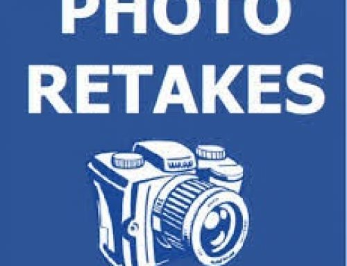 Picture Retake Day October 17th