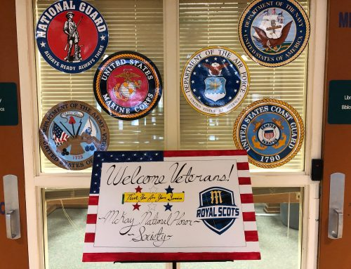 McKay Celebrates our Veterans