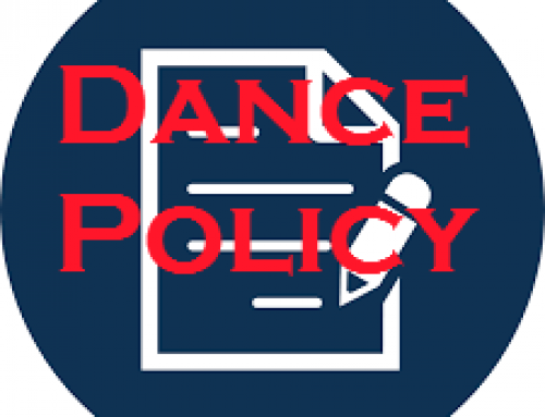 New School Dance Policy