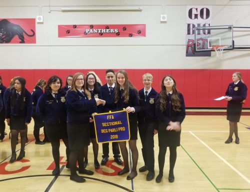 Salem keizer FFA Qualifies for State