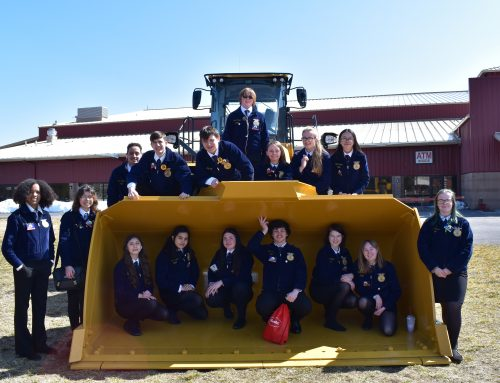 Salem Keizer FFA Chapter Performs Well at State Convention