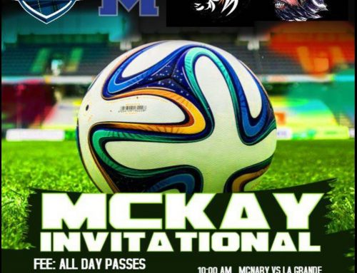 McKay Soccer Hosts Summer Invitational Tournament July 20, 2019
