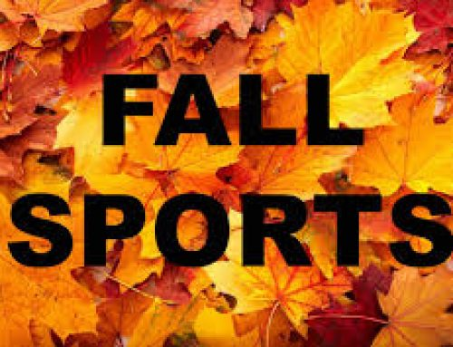 Fall Sports Practices Start Aug 19 – Get Registered on-line TODAY!