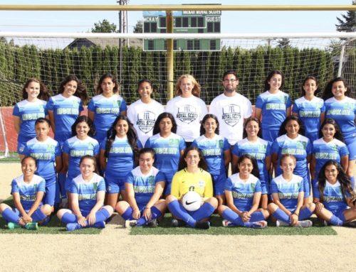 Girls Soccer Receives OSAA Sportsmanship Award Nomination