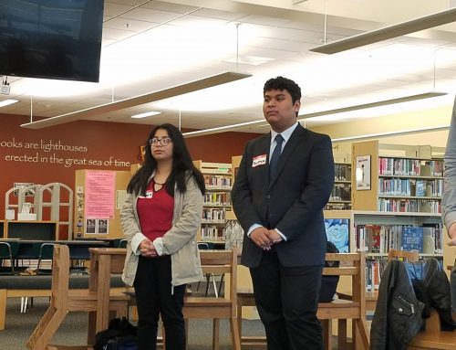 McKay Delegates Elected to Youth & Government Leadership Positions