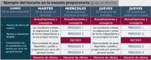 Sample 20-21 Schedule