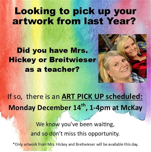 Art Pick-up 12-20