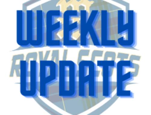 Weekly Update: October 18, 2021