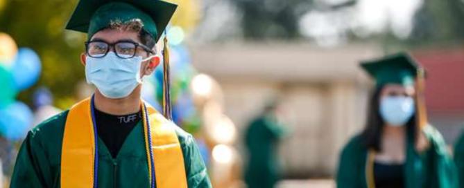 McKay 2020 graduate