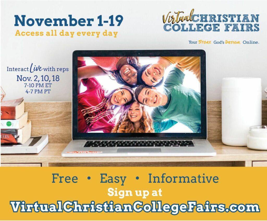 Christian College Fair 11-21