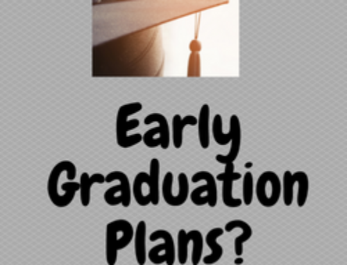 Seniors, are you planning to graduate at semester?